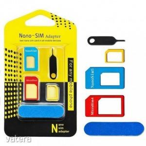 SIM kártya adapter
