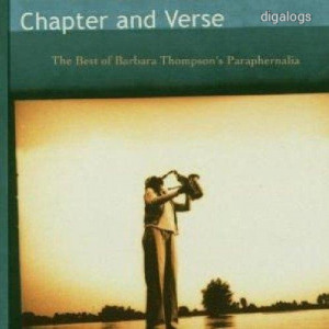Barbara Thompson Chapter and Verse CD