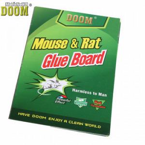 Doom Mouse & Rat ragadós egér- és patkányfogó lap kicsi