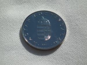 2011 10 Forint, BU, UNC, ritka gyűjtői évjárat, csupán 8000 példány!!