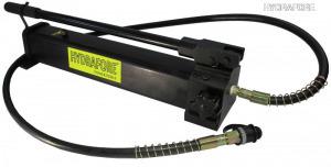 Kézi hajtású tápegység - Alumínium, hidraulikus pumpa (700 Bar - 2000cm3) (B-2000) Kép