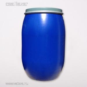 Hordó 120L műanyag