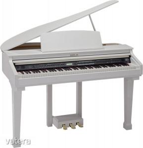 Orla - Grand 120 Fehér digitális zongora ajándék zongorapaddal