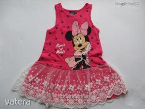 Minnie egeres ruha (98/104,110,116,122,128,134) - Vatera.hu Kép