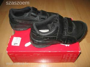 Puma 29-es fekete cipő. (meghosszabbítva: 3039644090) - Vatera.hu Kép