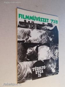 Filmművészet '73/9. - Szabó István: Tűzoltó utca 25. (*KYQ) - 500 Ft Kép