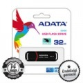 32GB Adata UV150 Black USB 3.0 Pendrive