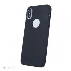 Nokia 2.2 (2019) Carbon vékony szilikon tok fekete