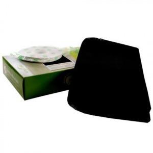 Panitália Szúnyogháló, tépőzáras, fekete, 130x150cm, FS04