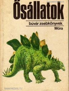 Búvár zsebkönyvek-Ősállatok