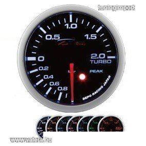 DEPO Gauge SKPK 60mm - Turbo -1/2