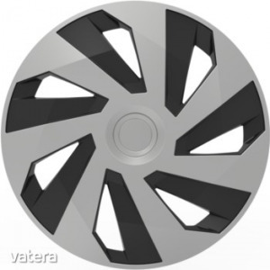 14 Vector Silver & Black Dísztárcsa