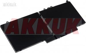 Helyettesítő laptop akku Dell Latitude E5550 15.6