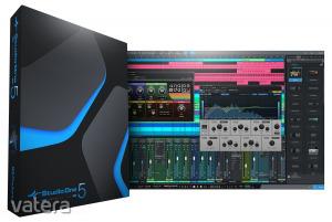 Presonus - Studio One 5 Artist DAW szoftver