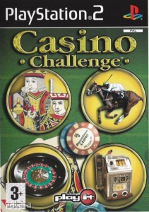 PS2  Játék Casino Challenge