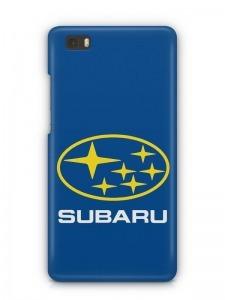 Subaru mintás Huawei P8 tok hátlap