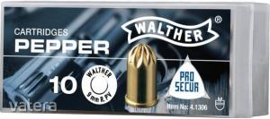 Walther 9 mm R PV bors gáztöltény