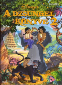 A Dzsungel könyve 2.    Klasszikus Walt Disney Mesék könyv (képregény)