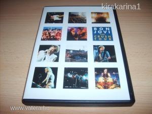 Bon Jovi : The Crush Tour,eredeti zenei dvd