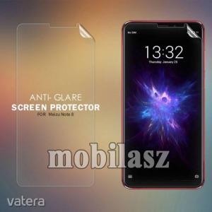 Meizu Note 8, Nillkin képernyővédő fólia, Anti-Glare, Matt, 1db, törlőkendővel