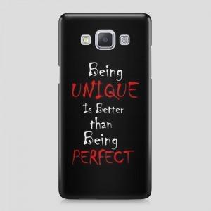 unique mintás Samsung Galaxy A3 (2015) tok