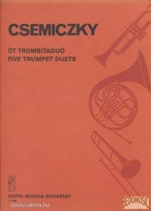 Öt trombitaduó