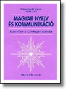 Magyar nyelv és kommunikáció Munkafüzet 10. évfolyam  NT-01031/M/1