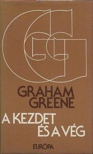 Graham Greene: A kezdet és a vég - 900 Ft Kép