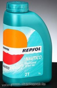REPSOL NAUTICO OUTBOARD & JET SKI 2T 1L