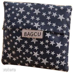 Kicsire összehajtható BAGGU bevásárló táska - Csillagok