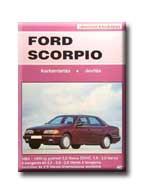 Ford Javítási kézikönyv, ford scorpio (1985-1993)