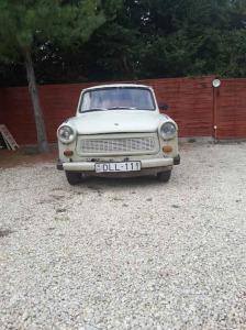 Trabant 601 Kombi 37 éves(Siófok