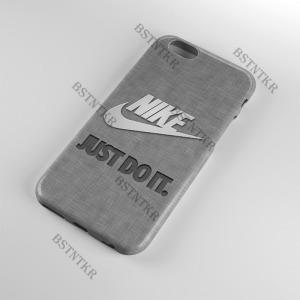 Nike mintás Samsung Galaxy J4+ J4 Plus tok hátlap tartó