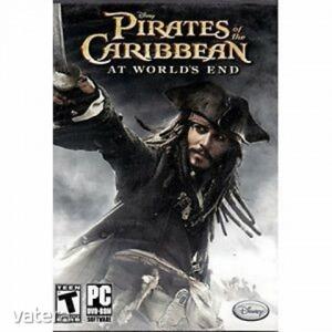PC  Játék Disney - Pirates of the Caribbean at worlds end
