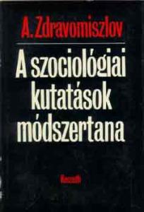 A szociológiai kutatások módszertana