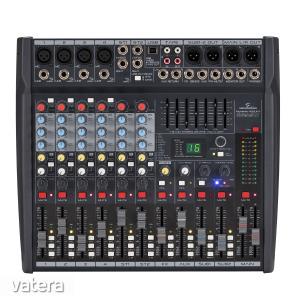 Soundsation - ALCHEMIX 402 UFX 8 csatornás USB-s keverő