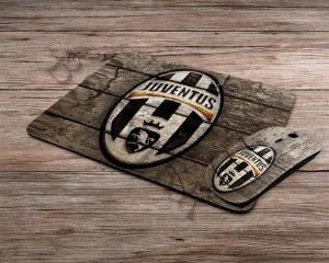 Juventus mintás vezeték nélküli egér + egérpad