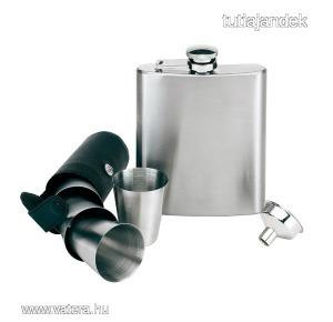 Laposüveg 220ml flaska 4 kupica 30 ml tölcsér