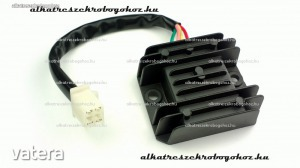 Feszültség szabályzó ATV BASHAN 200-250ccm 4 vezetékes (347)