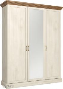 Royal S3D 3 ajtós szekrény