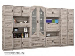 Nappali szekrénysor 400 cm - DNY36288 - Vatera.hu Kép