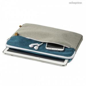 HAMA 101570 kék/szürke laptop tok 10,1