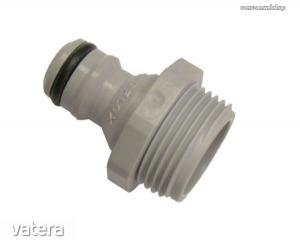 Csapcsatlakozó külsőmenetes 1/2 col Siroflex Kód:4411