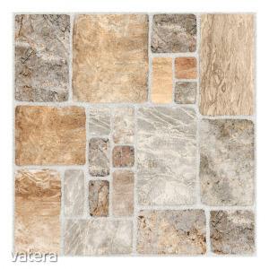 Járólap, kő utánzattal, matt, Santiago 6035-0335, 33 x 33 cm
