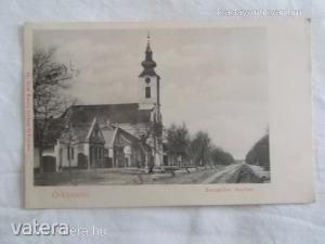 Ó-Verbász / Evangelikus templom 1909, Délvidék (*79)