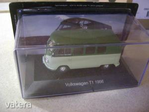 Volkswagen Transporter T1  A legenda vitrindobozban 1/43