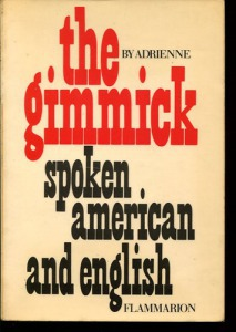 The gimmick spoken american and english 1-2