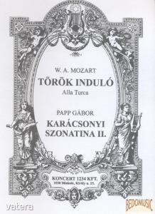 Török induló / Karácsonyi szonatina II.