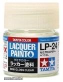 Tamiya 82124 LP-24 Semi Gloss Clear - Semi Gloss