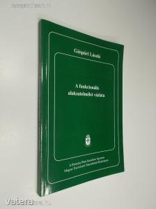 Gáspári László: A funkcionális alakzatelmélet vázlata (*87)